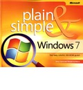 Windows 7 Plain and Simple - Marianne Moon
