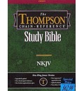 Thompson Chain Reference Bible-NKJV - Dr Frank Charles Thompson