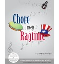 Choro Meets Ragtime Book/CD Set - Melbay