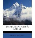 Herborisations a Saleve - Charles Fauconnet