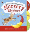 Ladybird First Favourite Nursery Rhymes - Cecilia Johansson