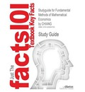 Studyguide for Fundamental Methods of Mathematical Economics by Chiang, ISBN 9780070109100 - Cram101 Textbook Reviews