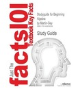 Studyguide for Beginning Algebra by Martin-Gay, ISBN 9780131444447 - Martin-Gay