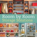 Room by Room Storage Solutions - Monte Burch