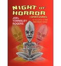 Night of Horror and Other Stories - Joel Townsley Rogers