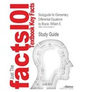 Studyguide for Elementary Differential Equations by Boyce, William E., ISBN 9780471433392 - Cram101 Textbook Reviews