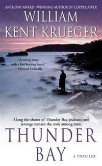 Thunder Bay: A Cork O'Connor Mystery - William Kent Krueger