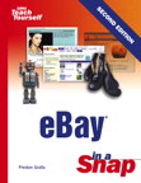 eBay in a Snap - Pearson Trade