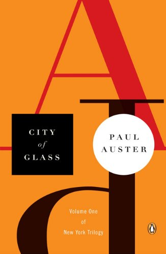 City of Glass (New York Trilogy) - Paul Auster
