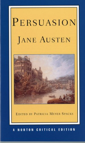 Persuasion (Norton Critical Editions) - Jane Austen
