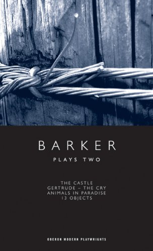 Howard Barker: Plays Two (Oberon Modern Playwrights) - Howard Barker
