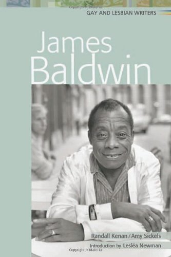 James Baldwin (Gay  &  Lesbian Writers) - Randall Kenan; Amy Sickels