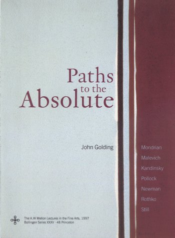 Paths to the Absolute - John Golding