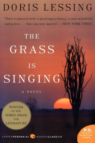 The Grass Is Singing: A Novel - Doris Lessing