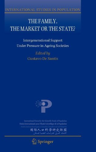 The Family, the Market or the State?: Intergenerational Support Under Pressure in Ageing Societies (International Studies in Population) - Gustavo De Santis