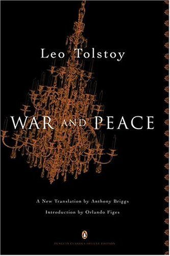 War and Peace (Penguin Classics, Deluxe Edition) - Leo Tolstoy
