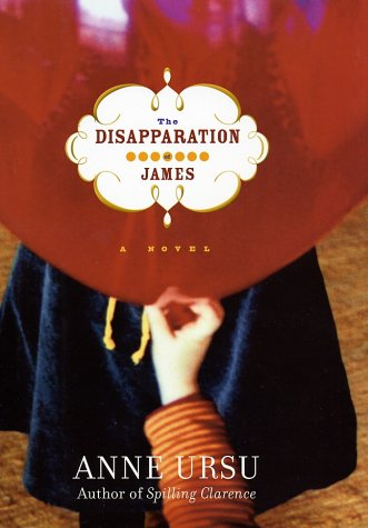 The Disapparation of James - Anne Ursu