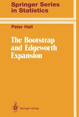 The Bootstrap and Edgeworth Expansion (Springer Series in Statistics) - Peter Hall