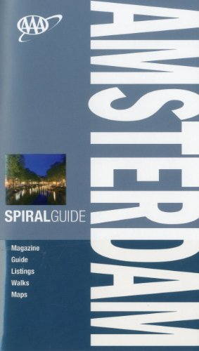 AAA Spiral Amsterdam (AAA Spiral Guides: Amsterdam) - Simon Calder; Fred Mawer