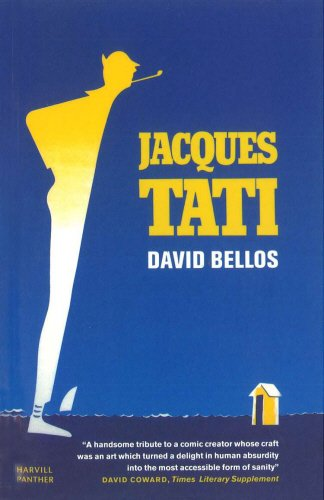 Jacques Tati (Panther S) - David Bellos