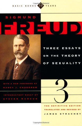 Three Essays on the Theory of Sexuality (Basic Books Classics) - Sigmund Freud