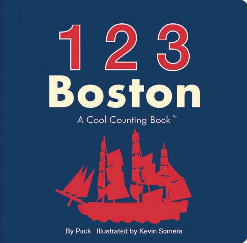 123 Boston (Cool Counting Books) - Puck