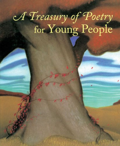 A Treasury of Poetry for Young People: Emily Dickinson, Robert Frost, Henry Wadsworth Longfellow, Edgar Allan Poe, Carl Sandberg, Walt Whitm - Frances Schoonmaker