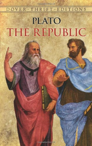 The Republic (Dover Thrift Editions) - Plato