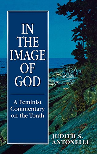 In the Image of God: A Feminist Commentary on the Torah - Judith S. Antonelli