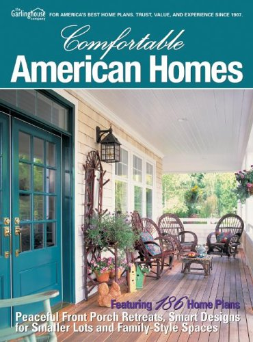 Comfortable American Homes - Marie L. Galastro