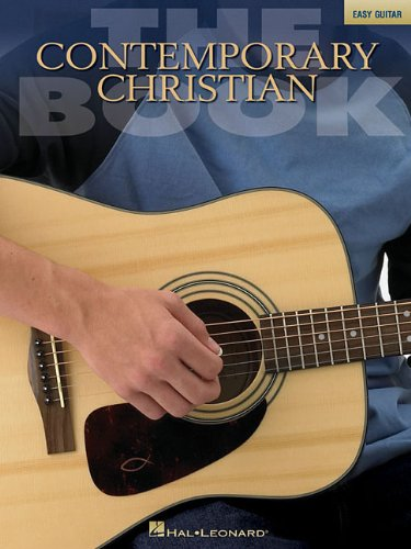 The Contemporary Christian Book (Easy Guitar) - Hal Leonard Corp.