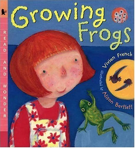 Growing Frogs: Read and Wonder - Vivian French