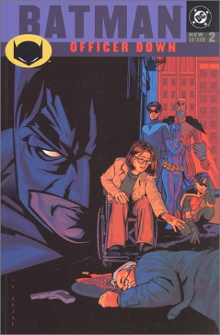 Batman: Officer Down - New Gotham, VOL 02 (New Gotham, 2) - Greg Rucka