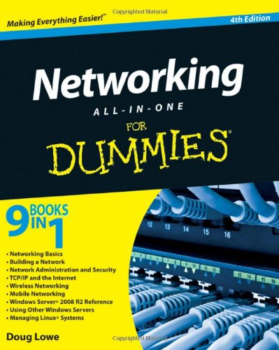 Networking All-in-One For Dummies - Doug Lowe