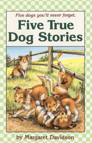 Five True Dog Stories (Turtleback School  &  Library Binding Edition) - Margaret Davidson