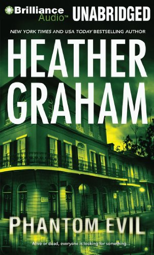 Phantom Evil (Krewe of Hunters) - Heather Graham