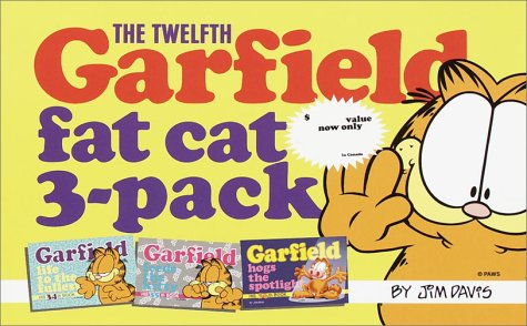 The Twelfth Garfield Fat Cat 3-Pack - Jim Davis