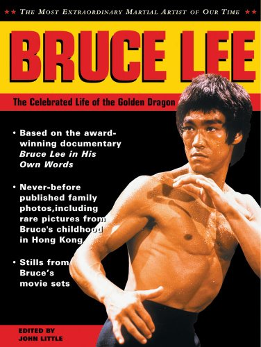 Bruce Lee: The Celebrated Life of the Golden Dragon (Bruce Lee Library) - John Little; Shannon Lee; Linda Lee Cadwell