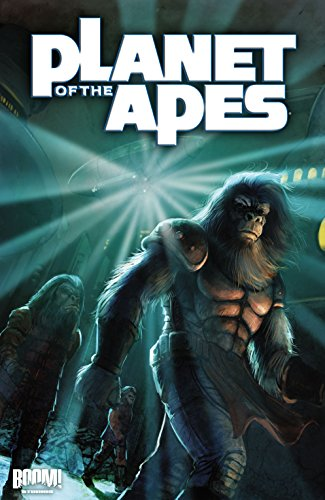 Planet of the Apes Vol. 2: The Devil's Pawn (Planet of the Apes (Boom Studios)) - Daryl Gregory