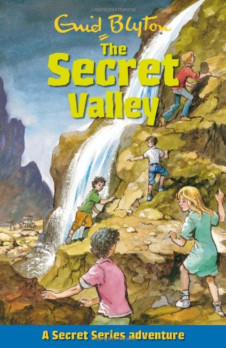 SECRET VALLEY, THE - Enid Blyton
