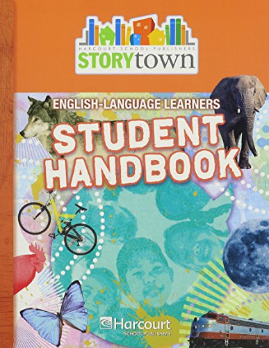 Storytown: English-Language Learners Student Handbook Grade 3 - HARCOURT SCHOOL PUBLISHERS
