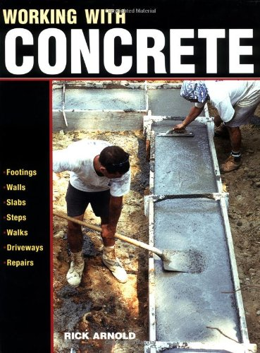 Working with Concrete - Rick Arnold