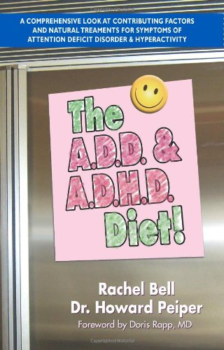 The A.D.D. & A.D.H.D. Diet! - Rachel Bell, Howard Peiper ND