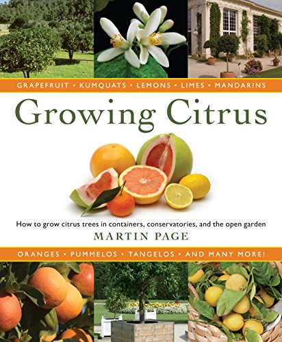 Growing Citrus: The Essential Gardener's Guide - Martin Page