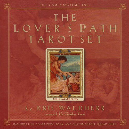 The Lover's Path Tarot Set - Kris Waldherr