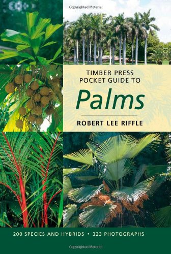 Timber Press Pocket Guide to Palms (Timber Press Pocket Guides) - Robert Lee Riffle