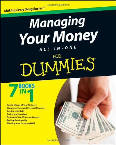 Managing Your Money All-In-One For Dummies - Consumer Dummies