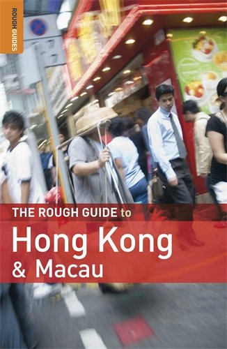 The Rough Guide to Hong Kong  &  Macau - David Leffman; Jules Brown