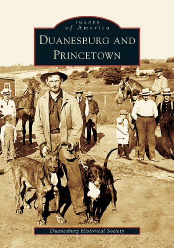 Duanesburg and Princetown  (NY)   (Images of America) - The Duanesburg Historical Society
