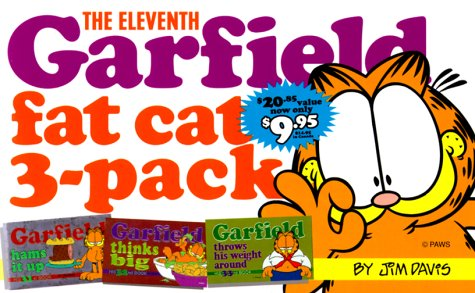 The Eleventh Garfield Fat Cat 3-Pack: Contains: Garfield Strip Numbers 31, 32, and 33 (No.11) - Jim Davis